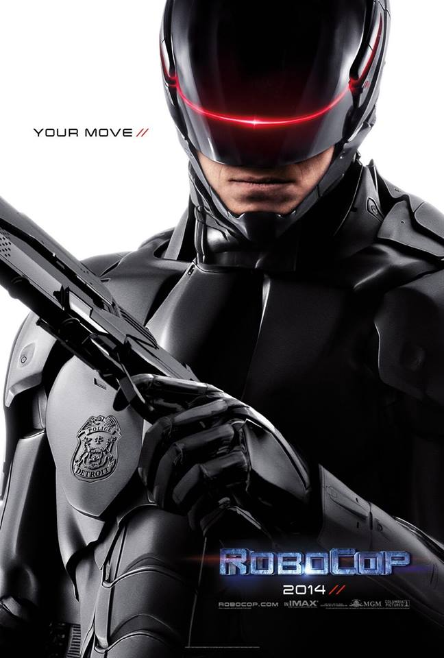 Nuevo póster de Robocop (2014)