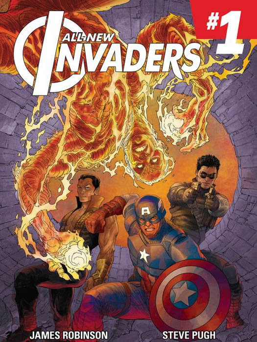 All-New Invaders 1