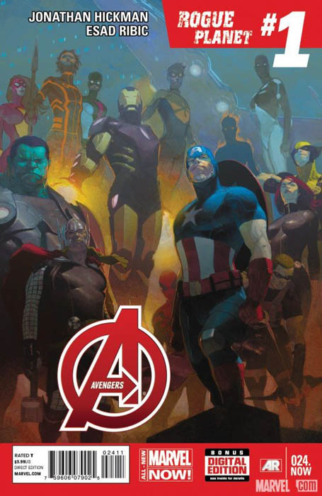 All-New Marvel NOW! Avengers 24