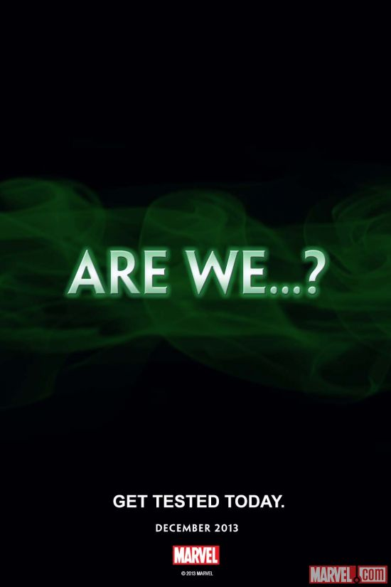 Cuarto Teaser de Marvel. Are We...?