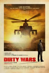 Guerras sucias - cartel