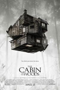 La cabaña en el bosque - poster