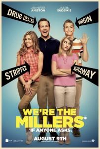 Somos los Miller - poster