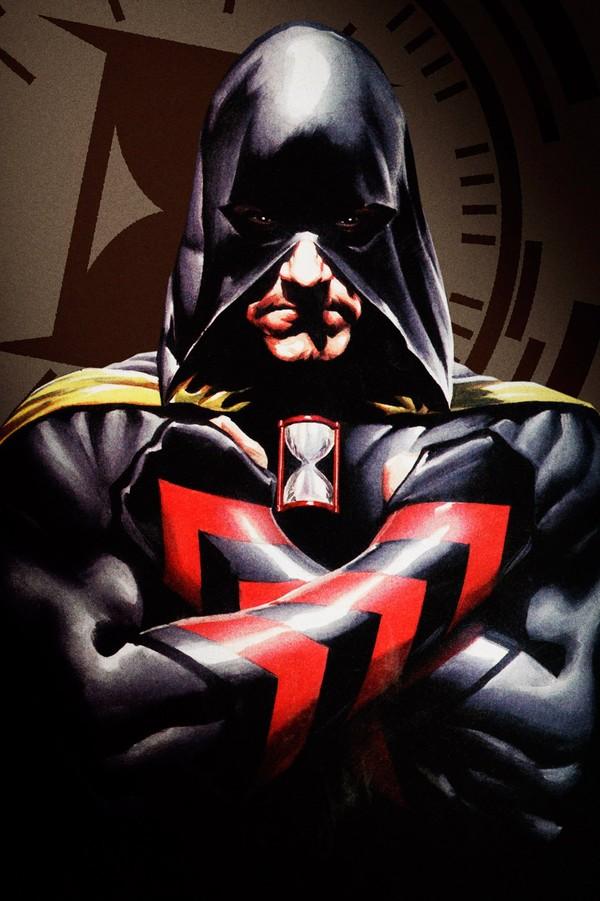 Hourman, uno de los míticos héroes de la DC, ahora en TV.