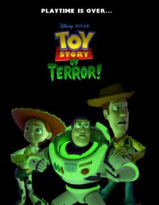 Póster de Toy Story of Terror