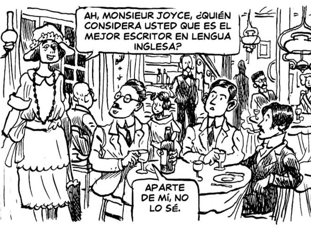 Monsieur Joyce