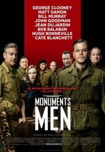 Monuments Men: Póster
