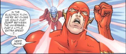 Johnny Quick y Flash