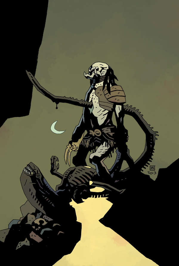 Aliens_vs_Predator_1_by_Mike_Mignola