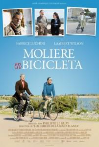 Póster de Molière en bicicleta