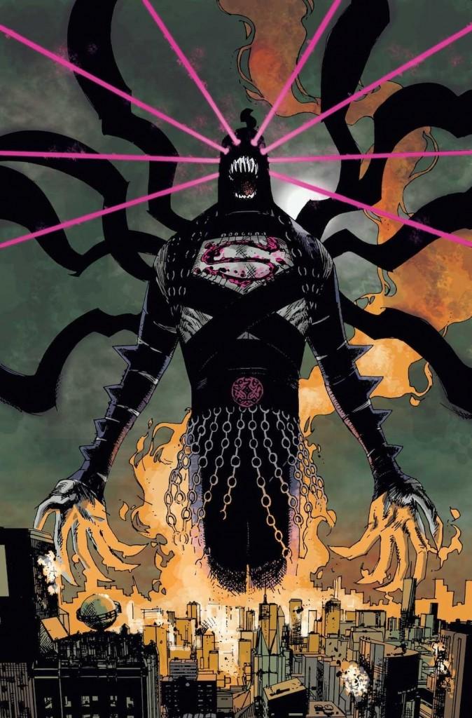Superman, por Jason Pearson