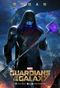Ronan (Lee Pace) en Guardianes de la Galaxia