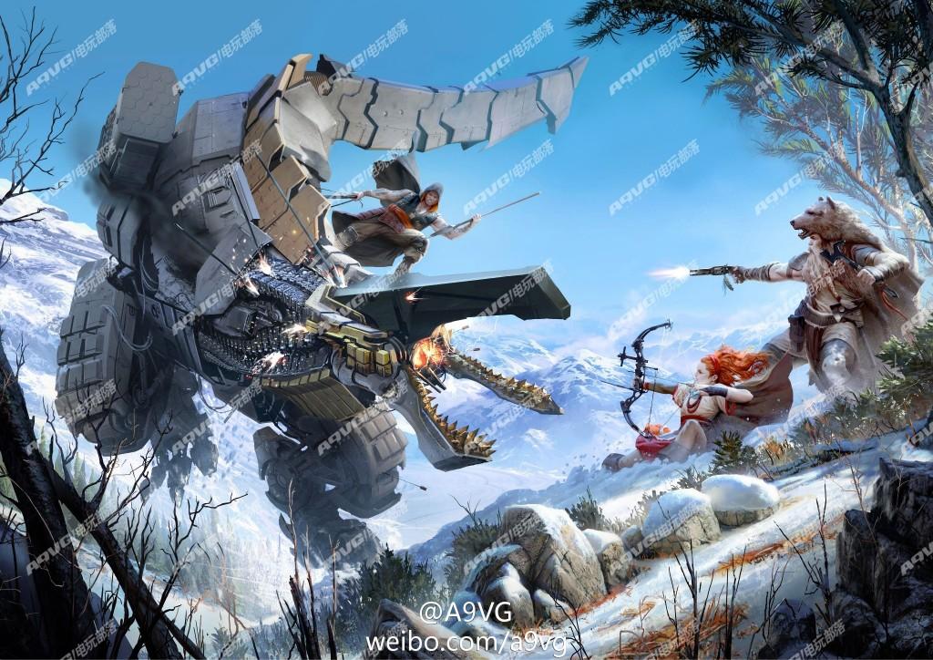 1410851857-guerrilla-games-horizon-art-1