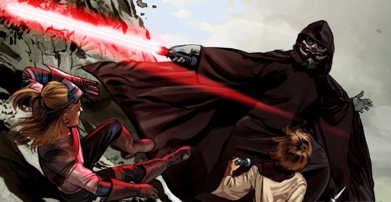 Los Sith también están aquí presentes