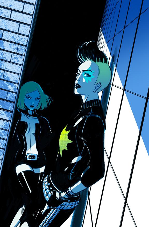 Uncanny X-Men#33, por Stacey Lee