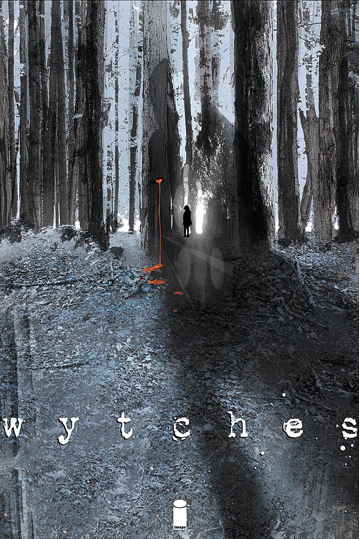 Portada del número 1 de Wytches