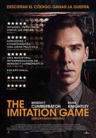 Póster de The Imitation Game (Descifrando Enigma)