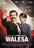 Póster de Walesa, la esperanza de un pueblo