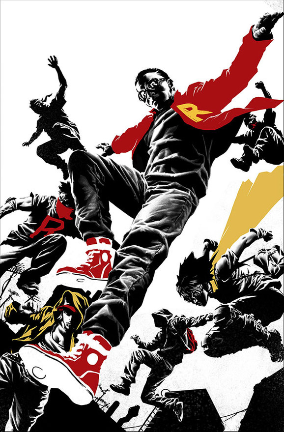 Portada de We Are Robin#1
