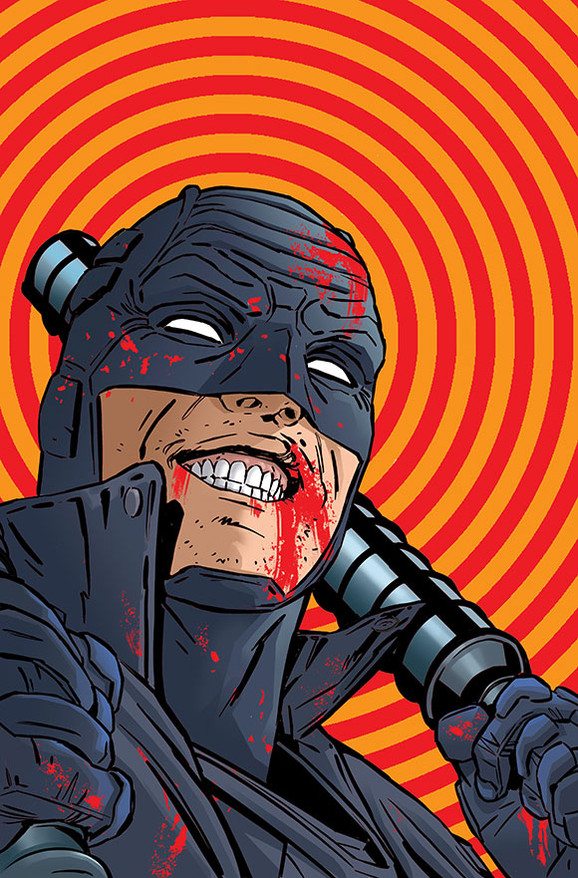 Portada de Midnighter#1