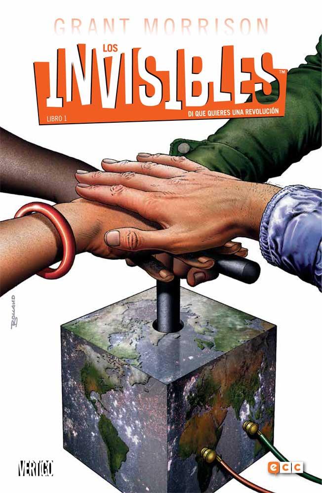 los_invisibles_num1