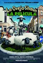 Póster de La oveja Shaun: La película