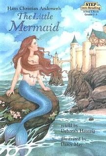 La sirenita, de Hans Christian Andersen