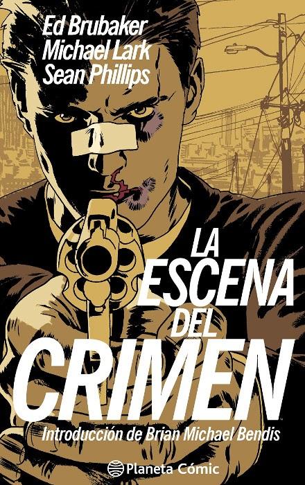 ed-brubaker-michael-lark-la-escena-del-crimen