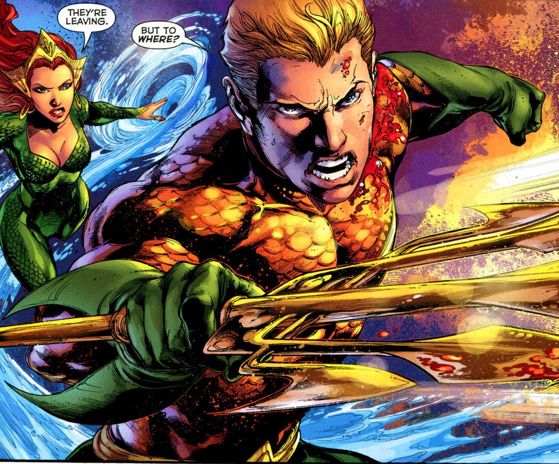 Aquaman #3 009