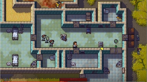The Escapists TWD03