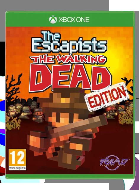 XB1 The Escapists The Walking Dead 2D