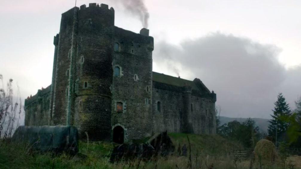 """Una de las localizaciones de la primera temporada de """"Outlander"""""""