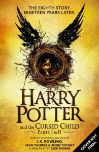 Póster de Harry Potter and the Cursed Child