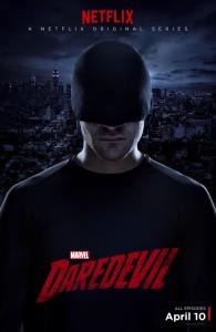 Póster de la temporada 2 de Daredevil