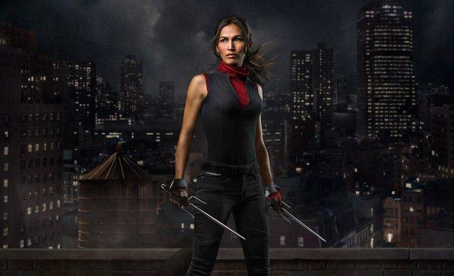 Elektra en la temporada 2 de Daredevil