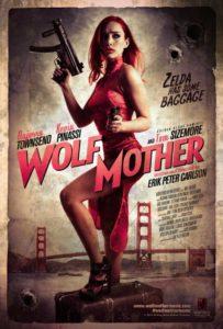 Póster del thriller de acción Wolf Mother