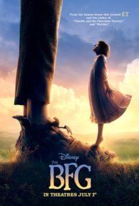 """Tráiler y póster de """"Mi amigo el gigante"""", de Steven Spielberg"""