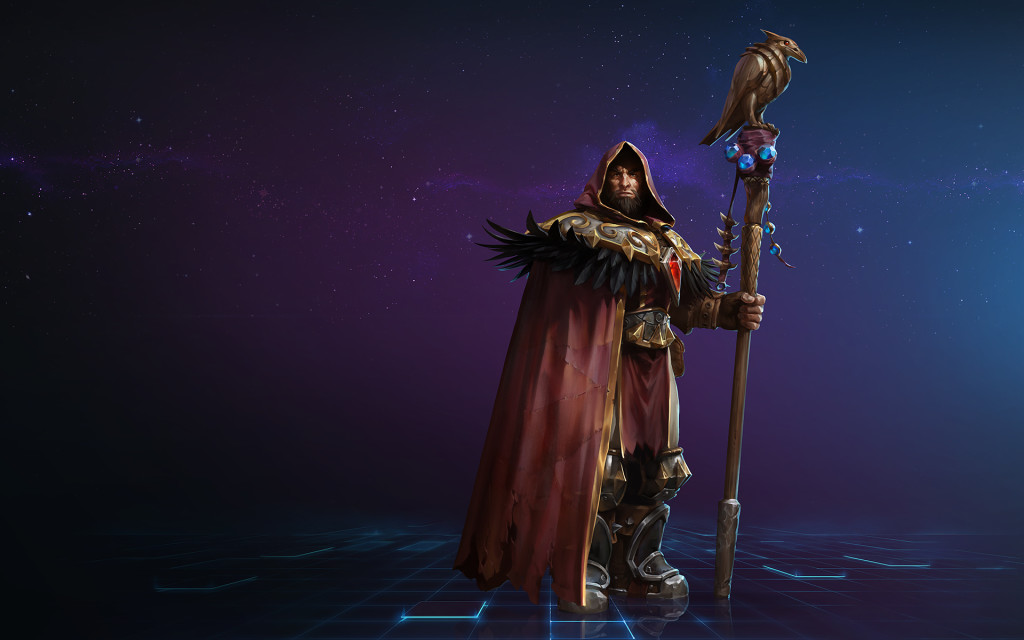 Medivh Heroes of the Storm