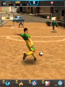"""Captura de """"Pelé: Soccer Legend"""""""
