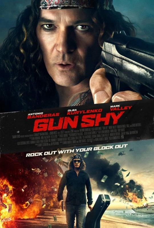 """Póster de """"Gun Shy"""""""