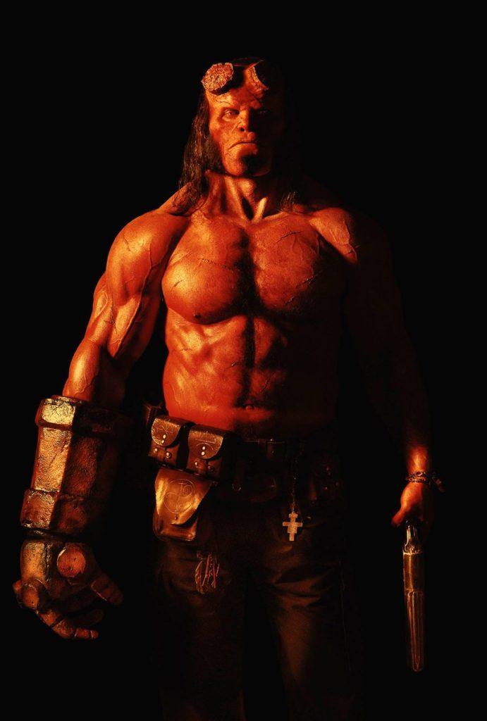 Primera imagen del reboot de Hellboy
