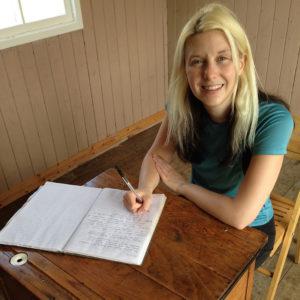 Phoebe Smith, escritora