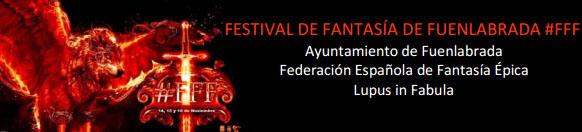 Festival de Fantasía de Fuenlabrada (#FFF)