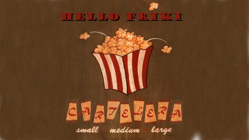 Estrenos de cartelera Hello Friki