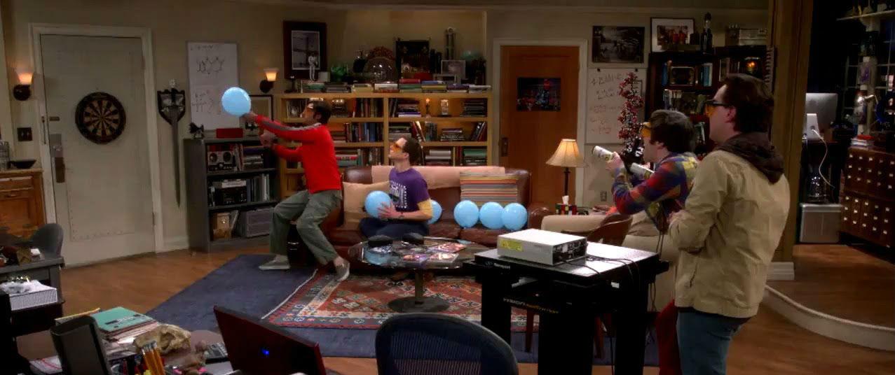 The Big Bang Theory 7x05