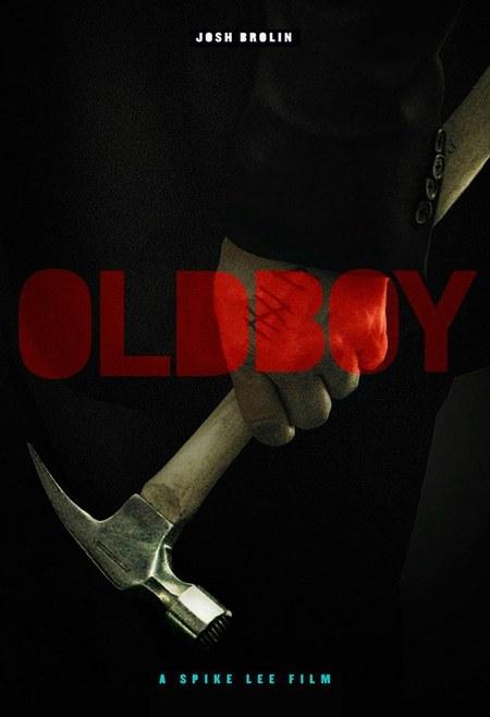 """Póster 2 de """"Oldboy"""""""