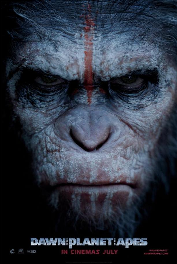 Póster de Dawn of the Planet of Apes