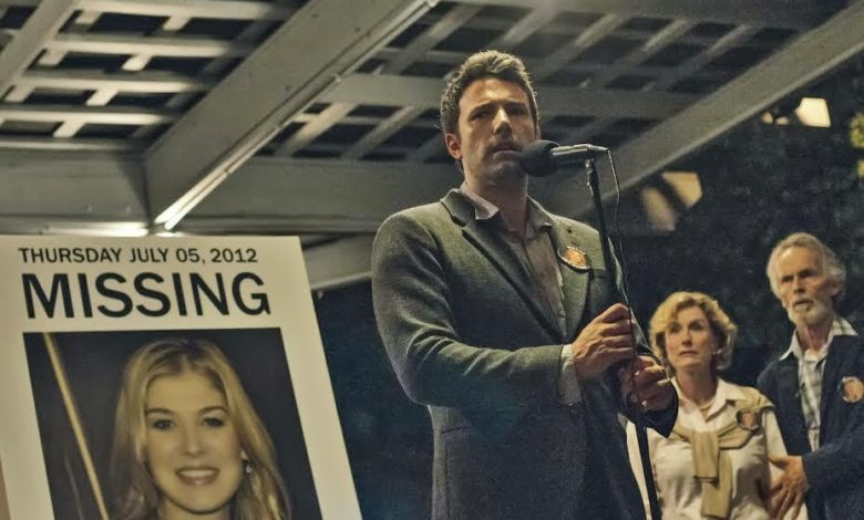 "Ben Affleck en ""Gone Girl"""
