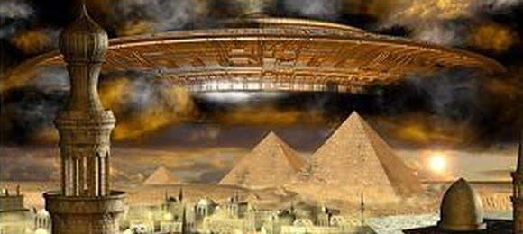 Alienígenas y Antiguo Egipto