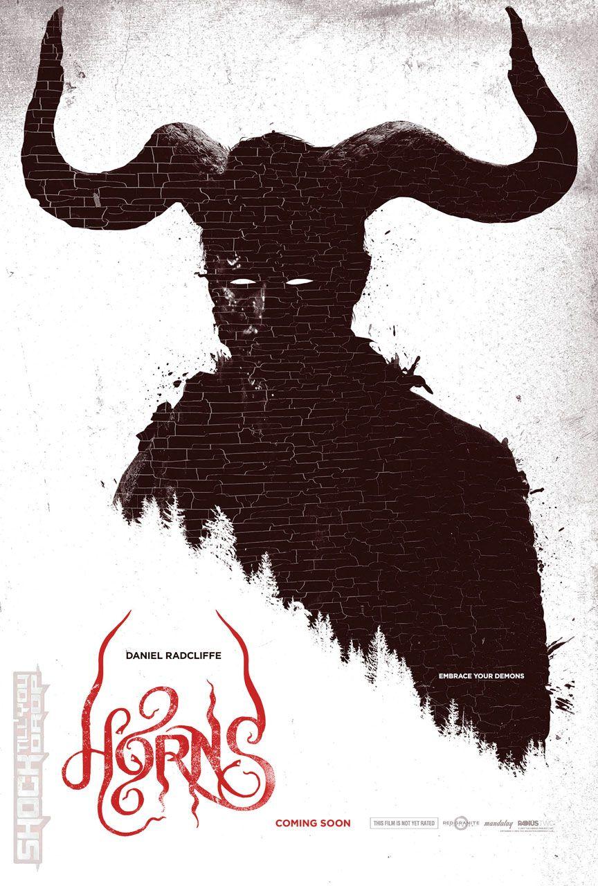 Póster USA de Cuernos (Horns)